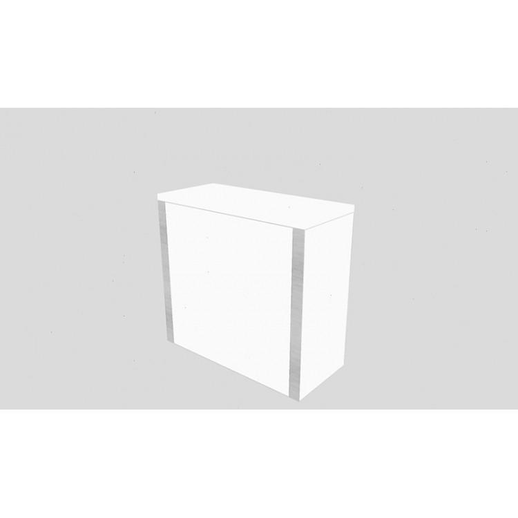 Berlin-exhibition-trade-show-counter-desk-hire-lockable-cabinet-rental