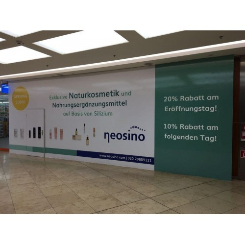 Event Hire Berlin Advertising Hoardings
