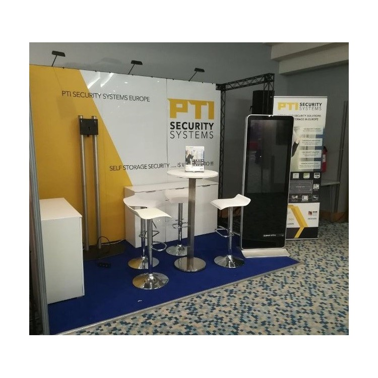 Modular Exhibition Stand Hire : Exhibition stand trade show booth design berlin