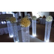 event-rentals-wedding-pillars-aisle-crystal-waterfall