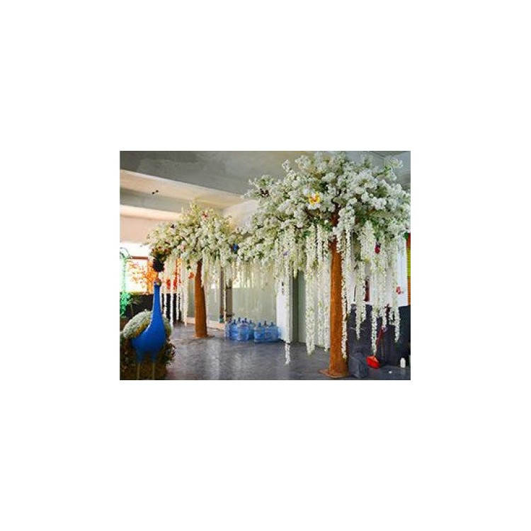 Artificial-tree-hire-Berlin-fake-flowers