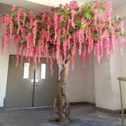 Kirschblütenbaum-Künstlich-Möbelverleih-Veranstaltung-Equipment