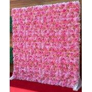 Blumenwand-rosa-mieten-Berlin-Event-Deko-Equipment